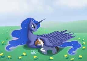 Naptime by Alipes