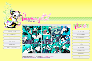 Miku Hatsune - Love is War .icons. .avatars. by Diversus-site