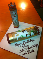 WWI Trench Art Shell Cake by Ho-ohLover