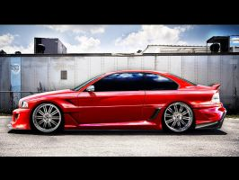 BMW M3 by phareck
