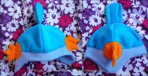 Mudkip Hat by SmileAndLead