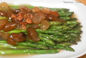 Asparagus by patchow