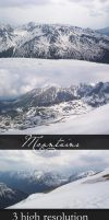 Mountains stock pack I by PaniFilth