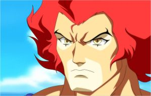 Lion-o HeadShot by BR-ONYX-STUDIOS