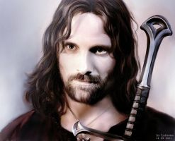 Aragorn by Loreena24