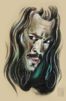 Karl Urban - Eomer II - Lord of the Rings by dmkozicka
