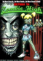 Return To Zombie High by Werecat-Studios