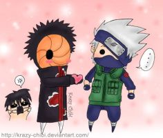 Tobi - Have a Heart by Krazy-Chibi
