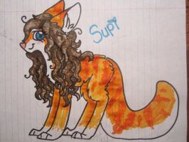 Supi!! by FluffehKit01