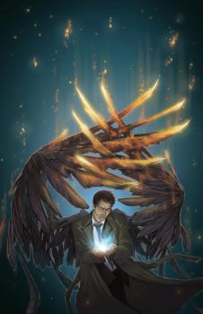 Castiel ~ Mythical by Sempaiko