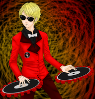 Dave Strider colored by j9co