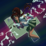 Sailor Jupiter by Danni-Stone