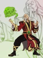 Shang-Tsung by Seeso2D