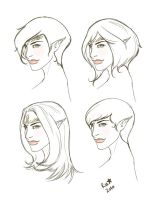 Nara hairdos by rooster82