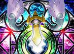 Wikstrom's Aegislash Art by Xous54