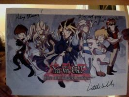 LK signed this for me by mine-kid23