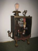 Assemblage: The Parlor by bugatha1