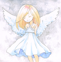 Little Angel by tshuki