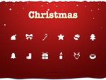 Xmas icons by ituxxx