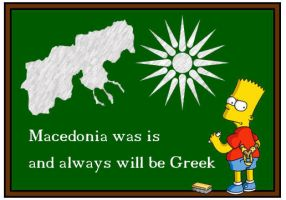 Macedonia is Greek by Hellenicfighter