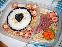 Storm Bento No.4 by Althaeasoap