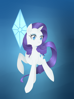 Rarity~ by Tanee13