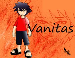 Kid Vanitas by Onyx-Art