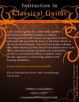 Classical Guitar by jackinbox