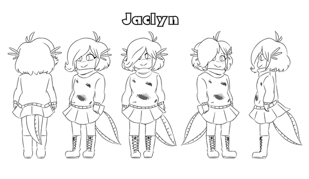 Jaclyn ref thingie by crispicroissant