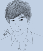 Lee Seung Gi - WIP by TinyCherry
