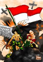TORO, struggle for Indonesian independence by imaruu