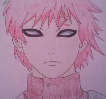 Older Gaara by Britney151