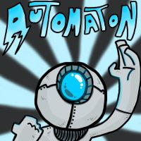 Automaton Cover Maybe by com1cr3tard