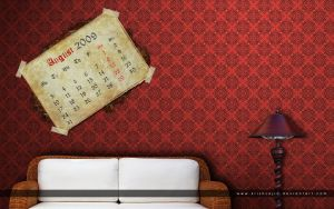 wallpaper august by krishsajid