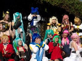 Vocaloid Gathering by SparksMcGhee