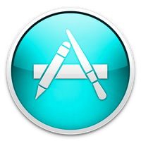 Turquoise App Store Icon by TheArcSage