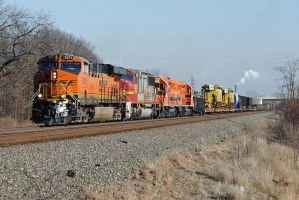 BNSF and IHB GA3 1-4-11 by the-railblazer