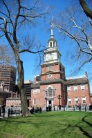 Independence Hall by quasigeek
