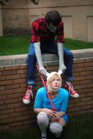 Marshall Lee's a Jerk by DarkstarCosplay