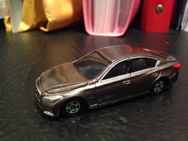 Tomica 2014 Nissan Skyline in the US! by PATyler1