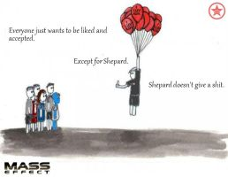 Except for Shepard by drengin
