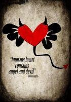 Humans Heart by theXIVdesigns