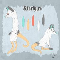 Werbyre Adopt Aucton! by Lodidah