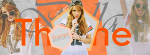 Portada De Bella Thorne by scarletteditions1