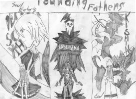 The Founding Father's of Death City. by Gigiluv11
