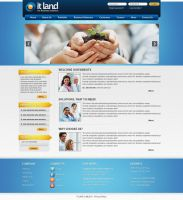 IT Land Website by mmohamed