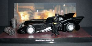 Batman Batmobile '1989 Movie' by CyberDrone
