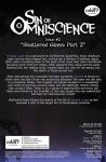 Sin of Omniscience #2 Page 1 by DStPierre