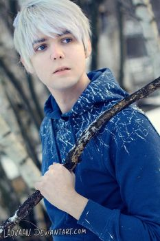 Jack Frost- Cosplay by Laovaan