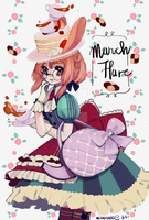 Adopt: March hare [closed] by mizurin00